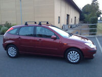 FORD FCUS GHIA-STUNNING CLEAN NICE DRIVING CAR-LONG MOT-SERVICE HISTORY-WE CAN DELIVER TO YOU