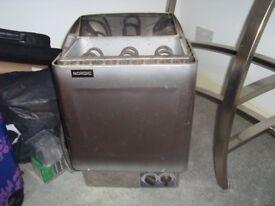 sauna stove