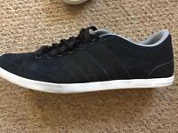 Black Adidas Trainers