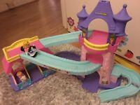 Fisher-Price Little People Disney Klipklop Stable