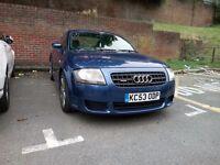 Audi tt 3.2 for sale or swap corsa etc