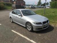 BMW 3 SERIES 320d EfficientDynamics (silver) 2010