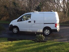 Nissan NV200 1.5 dCi Acenta 5dr in brilliant condition. 20595 miles, 1 owner, great MPG