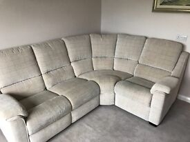 Parker Knoll corner sofa