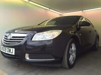 2009 │Vauxhall Insignia 2.0 CDTi Exclusiv │1 FORMER KEEPER │CRUISE │MOT │MP3 │HPI CLEAR │SPARE KEY