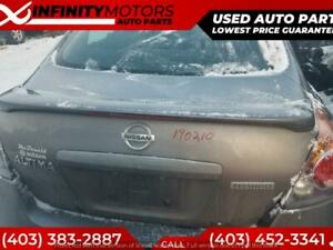 2008 NISSAN ALTIMA HYBRID FOR PARTS PARTING OUT CARS CAR PARTS