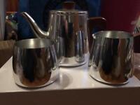 Vintage Sona Teapot, jug and sugar bowl
