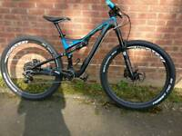 Specialized Stumpjumper FSR Expert EVO Size M Carbon Wheels And Frame