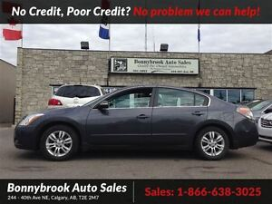 2011 Nissan Altima 2.5 S bluetooth / p/sunroof leather