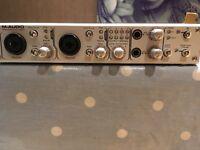 M Audio Firewire 410 soundcard