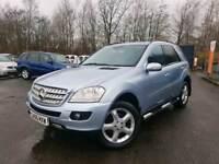 Mercedes-Benz 2006 56,ML320CDI SPORT,82,000miles,Service history,12 Months MOT,Finance