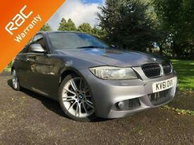 BMW 3 Series 3.0 335d M Sport 4dr