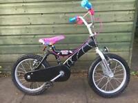 """Monster High 14"""" child's bike"""