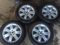 Land Rover discovery 4 alloy wheels