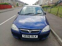 Vauxhall, CORSA, Hatchback, 2006, Manual, 1229 (cc), 5 doors