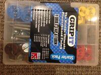 Gripit Starter Pack