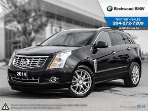2014 Cadillac SRX Premium Local Car! One Owner! Reverse Camera