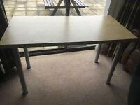Desk Table Ikea perfect for bedroom desk or office