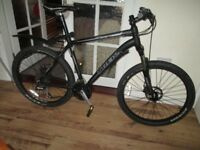 "Good quality 2 year old ""Trek"" mountain bike in great second hand condition."