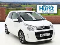 Citroen C1 PURETECH FLAIR (white) 2015-01-15