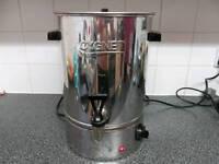 COMMERCIAL WATER BOILER TEA URN 9 LITERS RRP £74.99