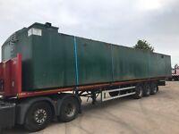 Storage fuel tank 68000 litres