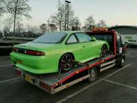 Car recovery, collection and transport service, Norwich, from £30