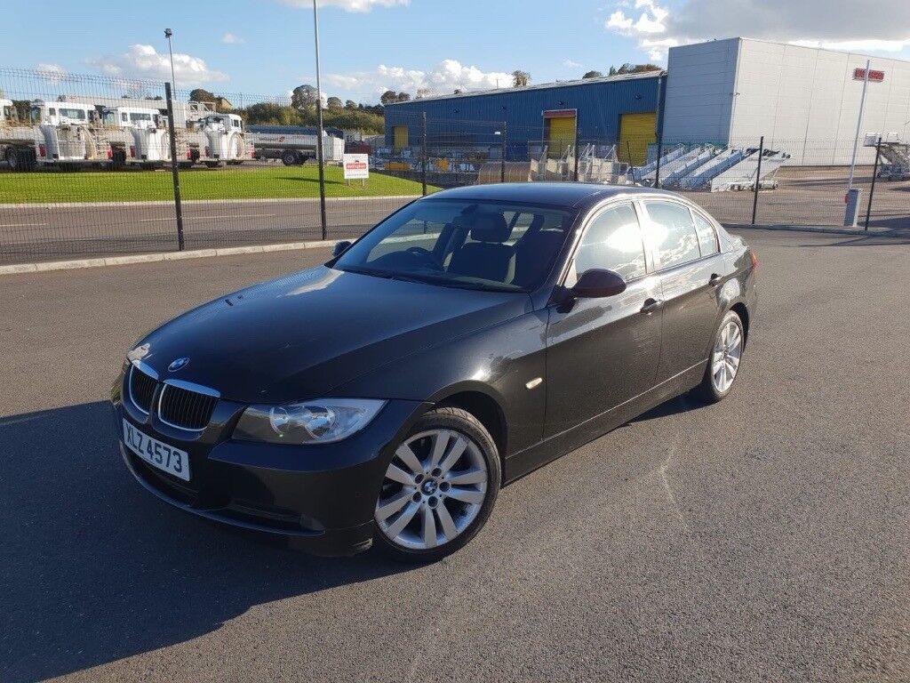 2008 BMW 3 series 320d 2.0 diesel . Full service history ...