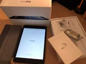 iPad Mini WiFi 32GB Black - Excellent condition, great price!!