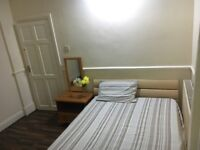 Room available in a clean house within 5 minutes walk to station
