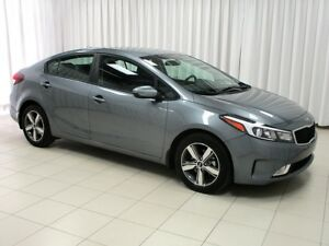 2018 Kia Forte HURRY!! DON'T MISS OUT!! SEDAN w/ HEATED SEATS, A