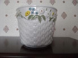 Plant pot holders