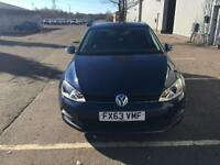Volkswagen Golf automatic TDI blue motion