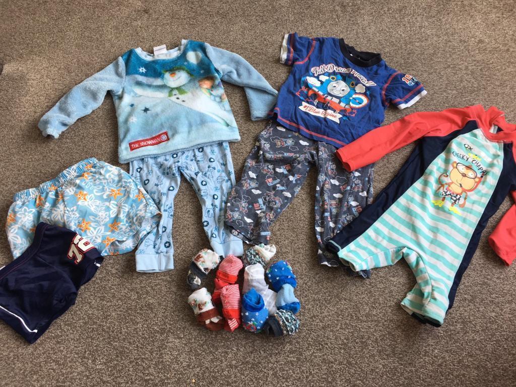18-24 month boys bundle