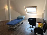 Clinic room to rent in newly acquired building at The Grove Christchurch