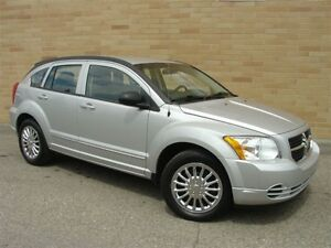 2010 Dodge Caliber SXT. WOW!! Only 146000 Km! Automatic!