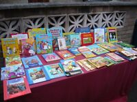 60+ CHILDREN'S BOOKS. IDEAL FOR CAR BOOTING.