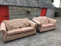 3-2 fabric sofa set