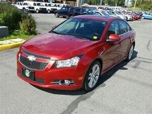 2013 Chevrolet Cruze LT Turbo LEATHER RS PACKAGE!!!