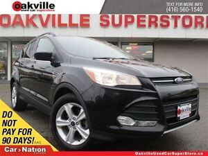 2014 Ford Escape SE   LEATHER   NAVIGATION   PANORAMIC ROOF   PO