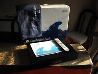 Cambridge Audio 'AZUR' 340C CD Player-MINT + Manual + Remote /ALL Original Packing.