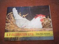 E.F. Fairbairn LTD. Portadown