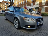 Audi A4 Avant 2.0 TDI S Line 5dr Full Audi Service History New Cambelt Kit Done Perfect Condition