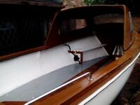 Fishing boat 17ft