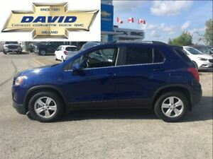 2014 Chevrolet Trax LT FWD, LOADED, AC, CD/ MP3/ BT/USB, KEYLESS