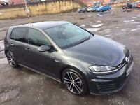 VOLKSWAGON GOLF GTD 2014 5DOOR MANUAL ***ONE NON OWNER FULLY LOADED EXAMPLE***