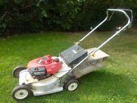 Honda petrol lawnmower (Newick)