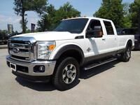 2011 Ford F-250 LARIAT DIESEL 4X4 LEATHER LOADED