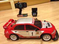 Remote Controlled Car - Mitsubishi Evolution
