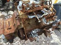Kubota d722 engine u10/k008 digger